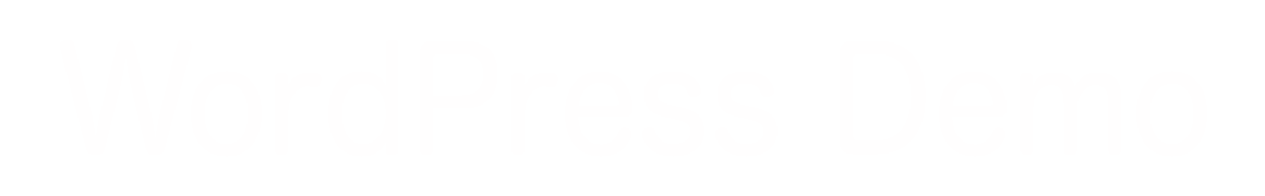 WordPress Demo 02