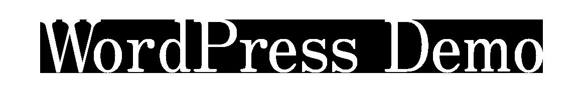 WordPress Demo 03