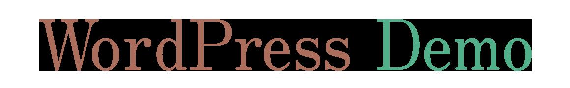 WordPress Demo 05